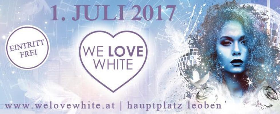 We Love White